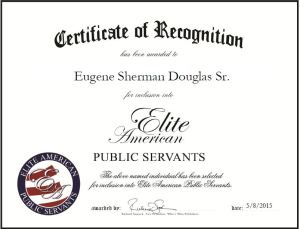 Eugene Sherman Douglas Sr.