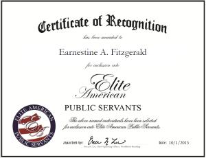 Fitzgerald, Earnestine 841184
