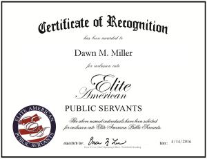 Miller, Dawn 895033